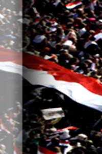 Twists and Turns of the Egyptian Revolution front(1)